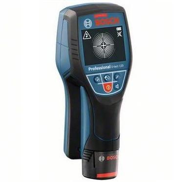 Bosch Wallscanner D-tect 120 Professional Univerzální Detektor, 4x 1,5-V-LR6 AA