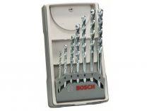 7-dílná sada vrtáků do kamene Bosch CYL-1, pr. 3.0/4.0/5.0/6.0/6.0/7.0/8.0mm