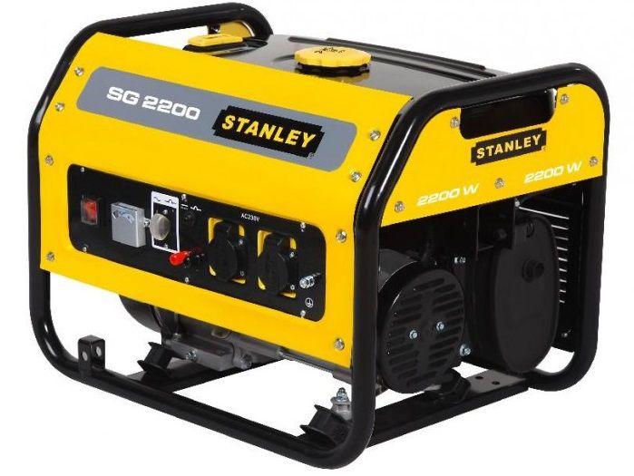 elektrocentrála SG 2200 Stanley