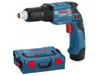 Bosch GSR 10,8 V-EC TE Professional - 2x 10.8V/2.5Ah + L-Boxx, bezuhlíkový aku šroubovák na ...