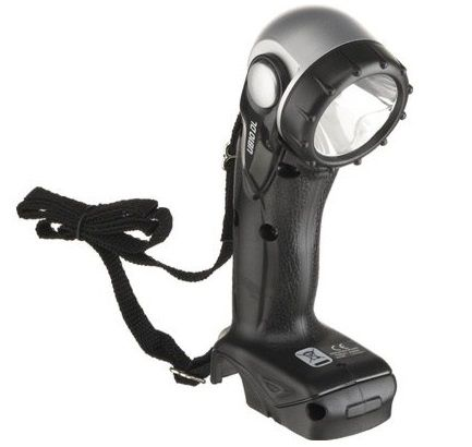 Aku svítilna Hitachi UB10DL 10,8 V s nastavením úhlu svícení