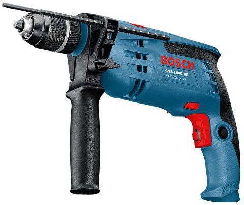 Bosch GSB 1600 RE Professional příklepová vrtačka