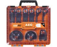 9-dílná sada nářadí pro AEG OMNIPRO (Multifunkční nářadí)