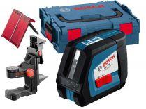 Bosch GLL 2-50 Professional - L-Boxx, BM 1, křížový laser
