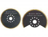 Segmentové - kruhové pilové kotouče rovné