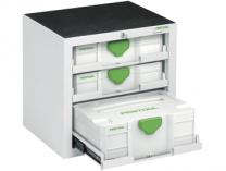 Úložný systém FESTOOL SYS-PORT 500/2 pro Systainer s Sortainer