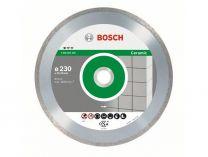 Diamantové dělicí kotouče Bosch Standard for Ceramic na obklady, pr. 230x22.23x1.6/7mm, 10 ks