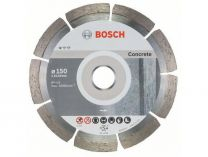 Diamantové kotouče Bosch Standard for Concrete na beton, pr. 150x22.23x2/10mm, 10ks