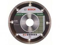 Diamantový kotouč Bosch Best for Ceramic Extraclean na obklady a dlažbu, pr. 125x22.23x1.2/5mm