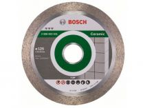 Diamantový kotouč Bosch Best for Ceramic, pr. 125x22.23x1.8/10mm