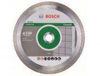Diamantový kotouč Bosch Best for Ceramic, pr. 230x22.23x2.4/10mm