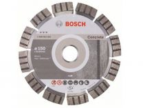 Diamantový kotouč Bosch Best for Concrete, pr. 150x22.23x2.4/12mm