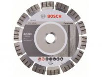 Diamantový kotouč Bosch Best for Concrete, pr. 180x22.23x2.4/12mm
