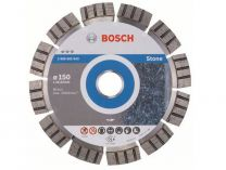 Diamantový kotouč Bosch Best for Stone, pr. 150x22.23x2.4/12mm