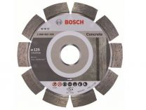 Diamantový kotouč Bosch Expert for Concrete na arm. beton, pr. 125x22.23x2.2/12mm
