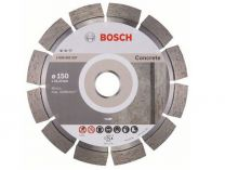 Diamantový kotouč Bosch Expert for Concrete na arm. beton,pr. 150x22.23x2.4/12mm