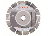 Diamantový kotouč Bosch Expert for Concrete na arm. beton, pr. 180x22.23x2.4/12mm
