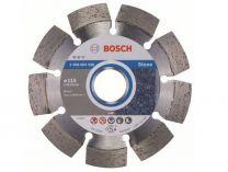 Diamantový kotouč Bosch Expert for Stone na žulu, arm. beton, kámen, pr. 115x22.23x2.2/12mm