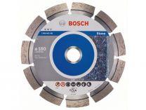 Diamantový kotouč Bosch Expert for Stone na žulu, arm. beton, kámen, pr. 180x22.23x2.4/12mm