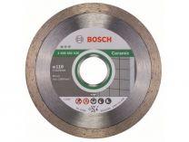 Diamantový kotouč Bosch Standard for Ceramic na obklady a dlažbu, pr. 110x22.23x1.6/7.5 mm