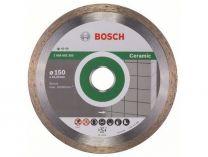 Diamantový kotouč Bosch Standard for Ceramic na obklady, pr. 150x22.23x1.6/7 mm
