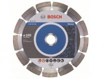Diamantový kotouč Bosch Standard for Stone, pr. 180x22.23x2/10mm