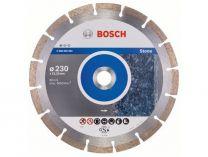 Diamantový kotouč Bosch Standard for Stone, pr. 230x22.23x2.3/10mm