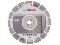 Diamantový kotouč Bosch Expert for Concrete na arm. beton, pr. 230x22.23x2.4/12mm