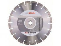 Diamantový kotouč na beton Bosch Expert for Concrete, pr. 300 x 22.23 x 2.8 / 12 mm na všechny druhy betonu včetně armovaného betonu (2 608 602 694)
