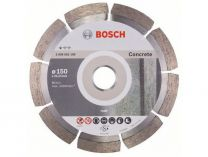 Diamantový kotouč Bosch Standard for Concrete na beton, pr. 150x22.23x2/10mm