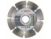 Diamantové kotouče Bosch Standard for Concrete na beton, pr. 115x22.23x1.6/10 mm, 10 ks