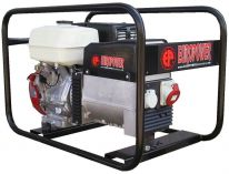 Elektrocentrála Honda Europower EP6500TE - ATS, 7kVA/400V, 90kg (generátor)
