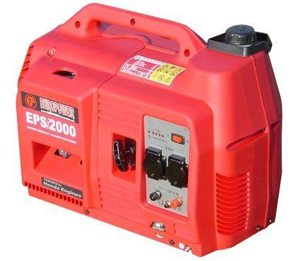 Generátor - Jednofázová elektrocentrála HONDA Europower EPSi 2000