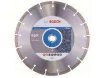 Diamantový kotouč na žulu Bosch Standard for Stone, pr. 300 x 22.23 x 3.1 / 10 mm na žulu, přírodní kámen a tvrdé materiály (2 608 602 698)