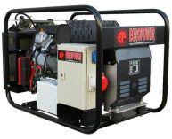 Elektrocentrála HONDA Europower EP13500TE - 13,5kVA, 148kg, třífáz. (generátor)