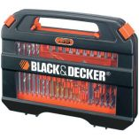 35-dílná sada vrtáků a bitů Black-Decker A7152