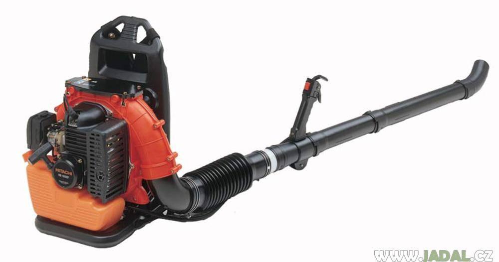 Hitachi RB100EF Benzínový fukar na listí