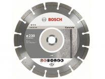 Diamantové kotouče Bosch Standard for Concrete na beton, pr. 230x22.23x2.3/10mm, 10 ks