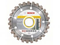 Diamantový kotouč Bosch Best for Universal, pr. 115x22.23x2.2/12 mm