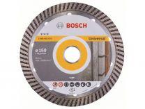 Diamantový kotouč pro stavební materiály Bosch Best for Universal Turbo, pr. 150x22.23x2.4/12 mm