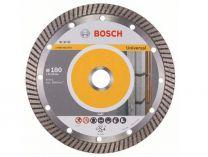 Diamantový kotouč pro stavební materiály Bosch Best for Universal Turbo, pr. 180x22.23x2.5/12