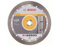 Diamantový kotouč pro stavební materiály Bosch Best for Universal Turbo, pr. 230x22.23x2.5/15