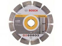 Diamantový kotouč pro stavební materiály Bosch Expert for Universal, pr. 150x22.23x2.4/12 mm