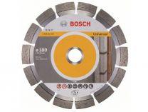 Diamantový kotouč pro stavební materiály Bosch Expert for Universal, pr. 180x22.23x2.4/12mm