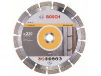 Diamantový kotouč pro stavební materiály Bosch Expert for Universal, pr. 230x22.23x2.4/12mm