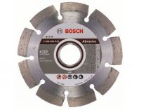 Diamantový kotouč na cihly Bosch Standard for Abrasive, pr. 115x22.23x1.6/10mm