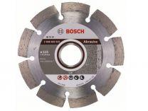 Zobrazit detail - Diamantový kotouč na cihly Bosch Standard for Abrasive, pr. 115x22.23x1.6/10 mm