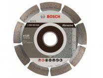 Diamantový kotouč na cihly Bosch Standard for Abrasive, pr. 125x22.23x1.6/10mm