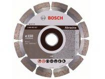 Diamantový kotouč na cihly Bosch Standard for Abrasive, pr. 150x22.23x2.0/10 mm