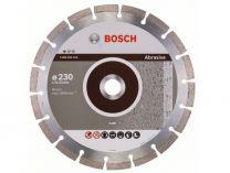 Diamantový kotouč na cihly Bosch Standard for Abrasive, pr. 230x22.23x2.3/10mm